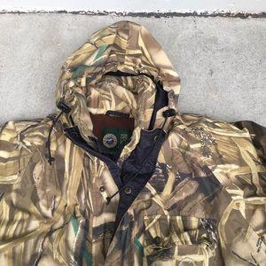 8e74c1a2c0534 Ducks Unlimited Jackets & Coats - Ducks Unlimited Camo GTX Jacket Parka M